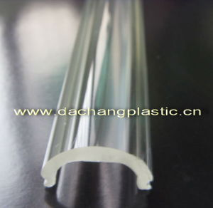 Optical Thick Clear Acrylic LED Linear Lens pictures & photos