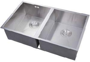 Kitchen Ware Stainless Steel Handmade Kitchenware Sink