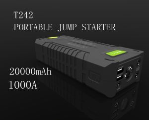 20000mAh Portable Jump Starter Mini Battery Booster for Diesel/Gasoline Vehicle pictures & photos