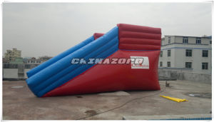 Top Quality Inflatable Zorb Slide with Customized Label pictures & photos