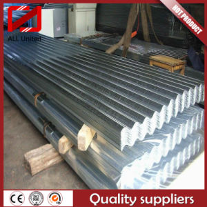 Color Coated Galvanized Full Hard Corrugated Steel Roofing Sheet