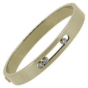 Gold Bracelets 925 Silver Move Jewelry Fashion Jewelry pictures & photos