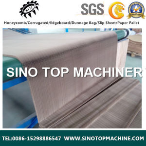 Automatic Simple Operation Honeycomb Building and Furniture Material Machine pictures & photos