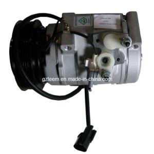 Auto Compressor for Mitsubishi Pajero (10S17C), A/C Compressor for Mitsubishi Pajero, 12V Compressor