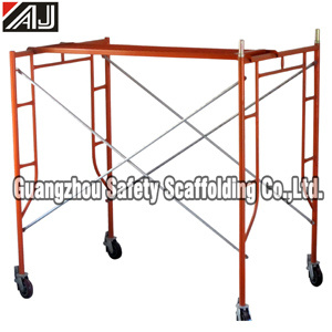 Q235 Steel Mobile Scaffold pictures & photos