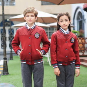 OEM Factory Customized Western High Quality Winter School Uniform pictures & photos