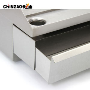 Counter Top Commercial Electric Griddle with Ce Approved pictures & photos