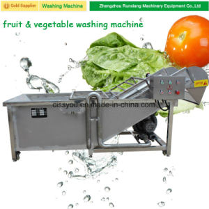 China Vegetable Potato Carrot Washing Peeling Sorter Packing Processing Machine pictures & photos