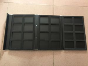 Cardboard Mosaic Tile Cobblestone Showroom Display Stand pictures & photos