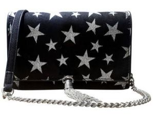 2017 New Fashion Tote Tassel Bags with Stars pictures & photos