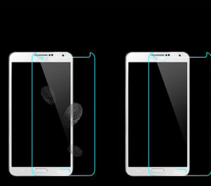 High Quality Tempered Glass Screen Protector for Samsung S4 pictures & photos