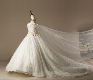 2018 Wedding Dress Flora Corset Tulle Lace Bridal Gowns Lb147 pictures & photos