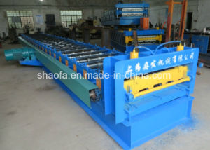 Steel Floor Decking Construction Making Machinery pictures & photos