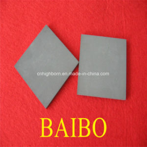 Polished Silicone Nitride Ceramic Plate pictures & photos