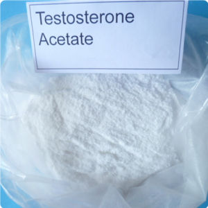 Functional Muscle Gaining Steroid Testosterone Acetate CAS: 1045-69-8 pictures & photos