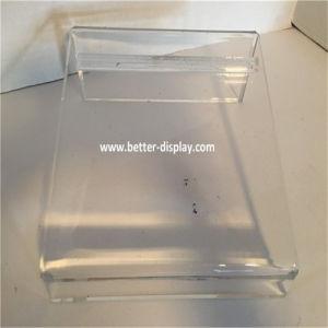 Custom Clear Acrylic Plexiglass Shoe Box pictures & photos