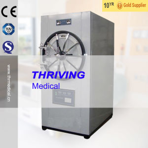 Hot Sales! Medical Horizontal Cylindrical Pressure Steam Sterilizer pictures & photos