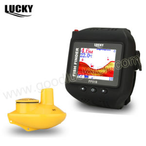 Hand-Hold Sonar Fish Finder with Inner Battery (FF518) pictures & photos