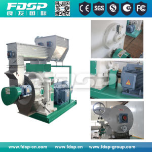 Wide Capacity Grass Pellet Making Machine/Wood Branch Ring Die Pelletizer pictures & photos