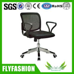 Office Black Mesh Fabric Chrome Leg Chair (OC-78) pictures & photos