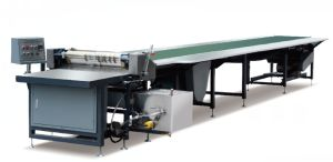Ssj-650 Paper Gluing Machine (Feeder feeding paper) pictures & photos
