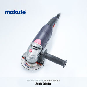 Makute 1400W 125mm Wet Angle Grinder Power Grinder (AG007) pictures & photos