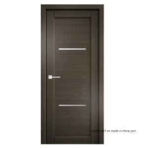 Imported American Oak Wood Right Hand Lock Inswing Bedroom Interior Door pictures & photos