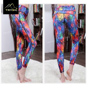 New 2017 Fashion Women Sport Leggings for Jogging pictures & photos