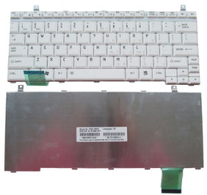 Laptop Keyboard for Toshiba Portege R100/P2010/P2000/Pr100/Ss2010/Ss2000 White pictures & photos