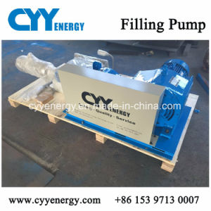 Cryogenic Liquid Cylinder Filling Pump / High Pressure Piston Pump pictures & photos