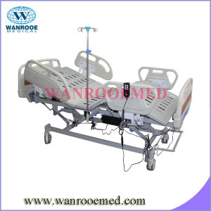Bae314 Full Electric Three Function Medical Hospital Motor Bed with Nurse Controller on Foot End pictures & photos