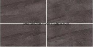 Black Color Non Slip 2cm Outdoor Porcelain Tile pictures & photos