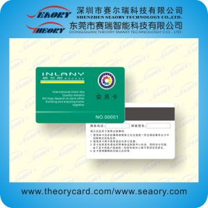 Customized Printing IC Card Contact Smart IC Chip Card pictures & photos