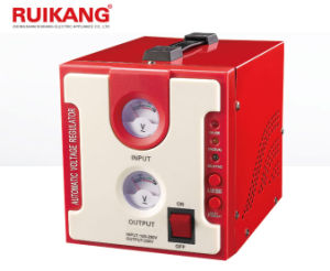 Home Appliance Hgih Quality Voltage Stabilizer 3kw Range From 140-260V pictures & photos