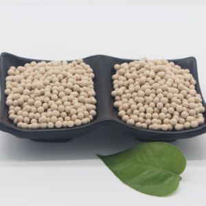 ISO9001: 2008 Molecular Sieve 4A with Excellent Water Adsorption pictures & photos