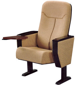 Durable Theater Fabric Chair with Armrest Oc-159 pictures & photos