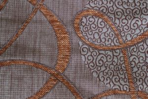 Jacquard Philippines Red Polyester Furniture Fabric (fth31942) pictures & photos