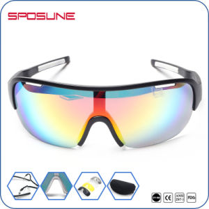 Tr90 Half Frame Various Color Option Sport Sunglasses pictures & photos