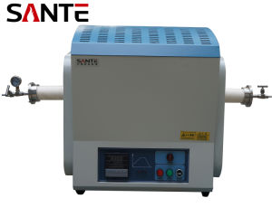 Laboratory Electric Atmosphere Tube Furnace, Heat Treatment Oven pictures & photos