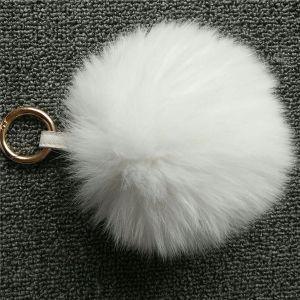 Wholesale Hot Selling Fox Fur POM Poms pictures & photos