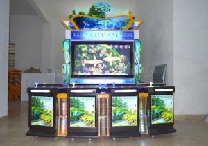 China Casino Fish Video Game Consoles Ocean King 2 Thunder Dragon pictures & photos