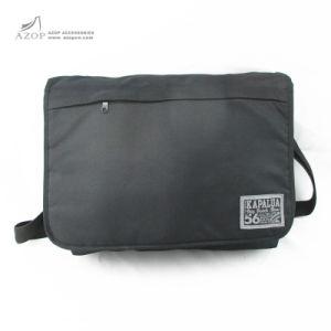 Men′s Black Nylon Casual Cross Body Bag pictures & photos