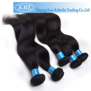 Brazilian Hair Extension 100% Virgin Remy Hair Weave pictures & photos