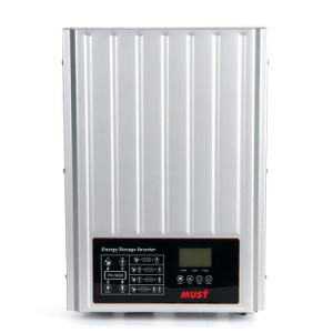 Hybird Solar Power System 3000W with MPPT Charger pictures & photos