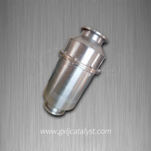 High Flow Diesel Engine Exhaust Gas-Purifying Filter Converter pictures & photos