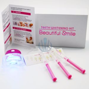 Professional Teeth Bleaching Kit Whitening System LED Whitening Kit pictures & photos