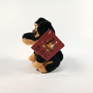 Plush Mini Toy Black Dog pictures & photos