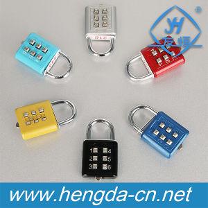 Yh1063 The Padlock, 8 Digit Push Buttom Combination Padlock Safety Padlock pictures & photos