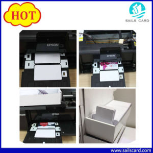 Tk4100 RFID Blank ID Card Free Samples pictures & photos