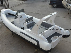 Liya 7.5m Cheap Inflatable Boat Rigid Inflatable Boat Rib Boat pictures & photos